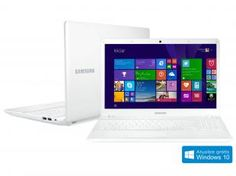 Notebook Samsung Ativ Book 2.6 Intel Core i5 - 4GB 1TB Windows 8.1 LED 15,6 HDMI Bluetooth 4.0