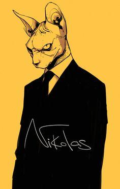 Nikolas by Zarnala.deviantart.com on @DeviantArt