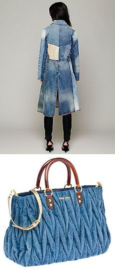 На что годятся старые джинсы (подборка) / Переделка джинсов / Модный сайт о стильной переделке одежды и интерьера