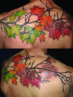 love this so much, could never do it b/c of my tats already but i think this is gorgeous