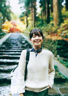 森絵梨佳が歩く仙台「私と旅と仙台と」 │ 週末仙台(仙台市観光・旅行ガイドサイト[旅・おみやげ・グルメ・おすすめスポット]) World Most Beautiful Woman, Japanese Models, Mori Girl, Japan Fashion, Outdoor Photography, Asian Girl, Fashion Models, Actresses, Portrait