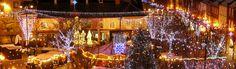 Carlisle Christmas Lights