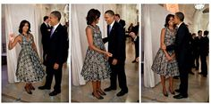This is a great couple - our First Couple!!