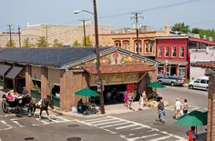 After an 18-month renovation Charlestonians rediscover the 204-year-old city market.
