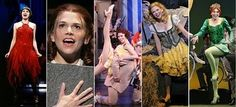 Sutton Foster....my musical theater favorite. Missing anything goes and bunheads