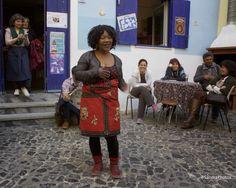 Histórias da Sandra Fotos: Tempos em que o lenço Moçambicano era um verdadeir...