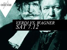 Operacabaret på den skæve måde! #Verdi vs. #Wagner. #DenFynskeOpera #odense #opera #cabaret #saturday www.thisisodense.dk/7068/verdi-vs-wagner