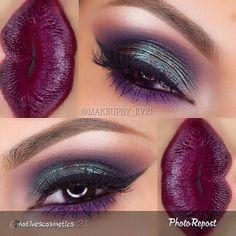 for more makeup^^ Neutral Eye Makeup, Bright Eye Makeup, Subtle Makeup, Smokey Eye Makeup, Dramatic Makeup, Sexy Makeup, Love Makeup, All Things Beauty, Beauty Make Up