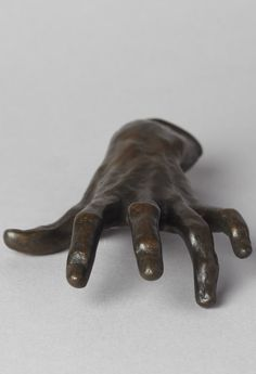 #Hand of a #Pianist, 159 € / © Musée #Rodin, photographer : Florian Claudel / http://boutique.musee-rodin.fr/en/sculpture-reproductions/96-hand-of-a-pianist-3533231000077.html