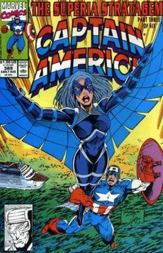 Captain America (Volume) - Comic Vine