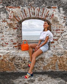 A Guide to Cartagena Vacation Outfits, Summer Outfits, Cute Outfits, Photography Poses Women, Portrait Photography, Foto Instagram, Insta Photo Ideas, Foto Pose, Mode Inspiration