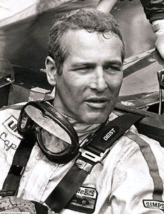Paul Newman features on influx.co.uk