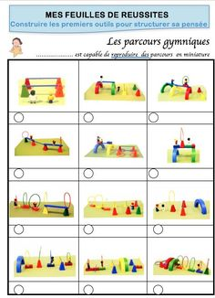 Capture d'écran 2017-09-30 à 11 Activity Games For Kids, Exercise Activities, Yoga For Kids, Exercise For Kids, Sensory Pathways, Sensory Integration, Gross Motor Skills, Occupational Therapy, Physical Education