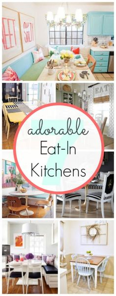 7 Adorable Ideas For Your Kitchen ❤️