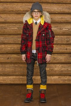 Dsquared2 Experience – Collections | – FALL / WINTER 2014/  when did kids clothes become so stylish. love it !!!!!!!!!!!!!!!!!!!!!!