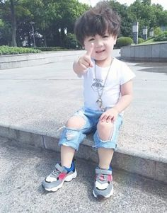 Jisung Nct, Cute Babies, Hipster, Kids, Style, Fashion, Fashion Clothes, Young Children, Swag