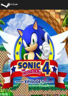 Sonic the Hedgehog 4 - Episode I (STEAM GIFT) DIGITAL 3,15€