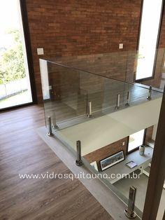 Pensando sempre a qualidade e versatilidade a Vidros Quitaúna Fabrica o Guarda Corpo em Alumínio e Aço Inox em São Paulo, Alphaville.