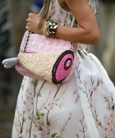 Chanel bag, The Rodnik Band ham bag  Photo: Younjun Koo/I'M KOO