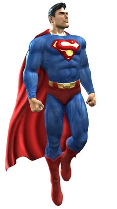Superman: my nerd side coming out.....adopted superhero, like me :)