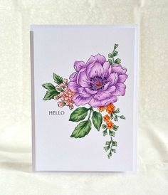 Image result for altenew peony bouquet