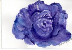 original art >> watercolor --> http://sharonfosterart.etsy.com