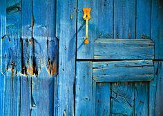 door detail. Ano Sagri village. Naxos island, Greece, Europe | Mikel Bilbao Photos