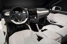 1 | Tesla's Model X Has Every Single Feature, Except A Soul | Co.Design: business + innovation + design