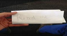 Mysterious Note Found At San Francisco Airport? You Will Not Believe What It Says! www.viraljolt.com