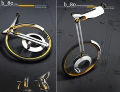 Cool and creative unicycle designs