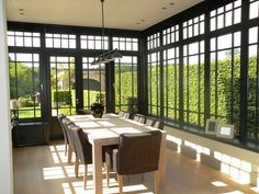 Magnificent conservatory by Domus Aurea, Schilde