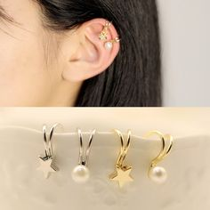 Earring without pierced ears  - BuyWithAgents