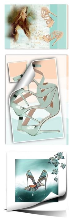 """The Art Of Shoes"" by for-the-art-of-fashion ❤ liked on Polyvore featuring art"