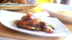 di Stasio - Poulet Marbella Quebec, Chicken Recipes, Olives, Beef, Dishes, Food Ideas, Parents, Table, Poultry