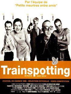 Trainspotting est un film de Danny Boyle de 1996 avec Ewan McGregor, Ewen Bremner. Synopsis :Les aventures tragi-comiques de Mark Renton, junkie d'Edimbourg, qui va tenter de se séparer de sa bande de copains, losers, menteurs, psychopathes et voleurs.