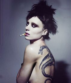 Rooney Mara - The Girl with the Dragon Tattoo