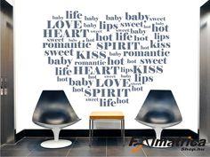 02. Angol szavak szív alakban falmatrica Baby Lips, Sweet Life, Ale, Spirit, Romantic, Dolce Vita, Ale Beer, Romance Movies, Romantic Things