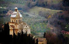 Montepulciano (Siena) – San Biagio Church