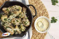 """Receta de Pollo CUK al parmesano """"slow cooking"""""""