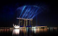 Marina Bay Sands Singapore Wallpapers | HD Wallpapers Wallpaper