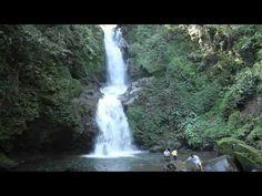 Air Terjun Sekar Langit Indahnya Air Terjun Legendaris di Magelang - Jawa Tengah