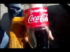 Así utilizan la Coca Cola en Rusia - i-Hugo