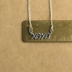 Miss Fancy Pants necklace in their Xmas giveaways. Such sweetness. Dog Tag Necklace, Arrow Necklace, Boutique Stores, Cool Necklaces, Fancy Pants, Giveaways, Sterling Silver Jewelry, Muse, Eye Candy
