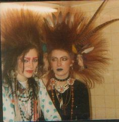 Old School Goth/New Wave: They're both so cute! I'd want them! =D