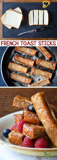 Easy French Toast Sticks (great for dipping!) Kids love these.-- Quick, fast and... Easy French Toast Sticks (great for dipping!) Kids love these.-- Quick, fast and...,  #airfryerbestrecipes #bananachocolatechipmuffinsbestrecipe #bestrecipeapps #bestrecipebooks #bestrecipebox #bestrecipes2020 #bestrecipesdessert #bestrecipeseasy #bestrecipesever #bestrecipesevercopycat #bestrecipeseverdinner #bestrecipeseveronpinterest #bestrecipeseverseriously #bestrecipesforacrowd...<br> Tostadas, Easy Meals For Kids, Quick Easy Meals, Kids Meals, Snacks Kids, Breakfast Desayunos, Breakfast For Kids, Breakfast Casserole, Breakfast Crockpot