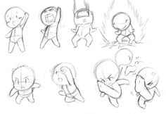 chibi drawing references - Google Search