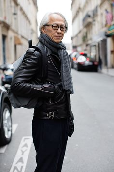 via The  Sartorialist