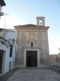Ermita de San Roque, Patrón de Chinchon , siglo XVI