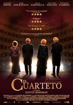 Película vista anoche en el cine Coliseo. Buena historia, buenos intérpretes, buena música, buena película.