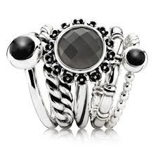 PANDORA Stackable Rings